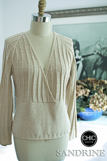 Chic Knits Sandrine