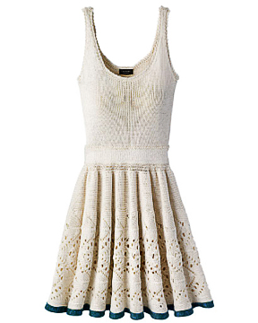chanel-crochet-dress