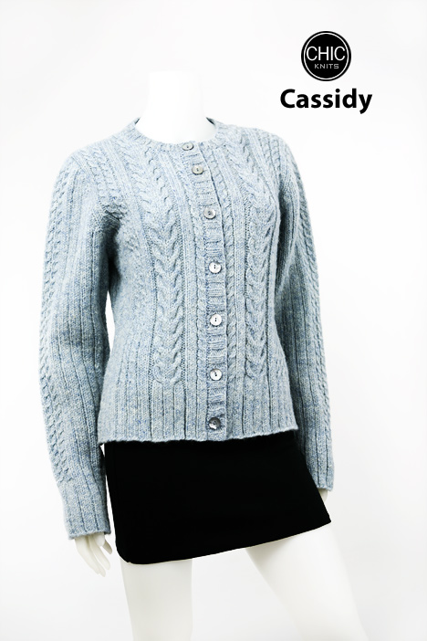Chic Knits Knitting Pattern