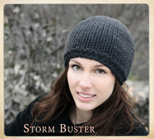 Chic Knits Knit Blog Easy Super Bulky Hat
