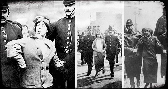 Chic Knits Suffragette City Part 4