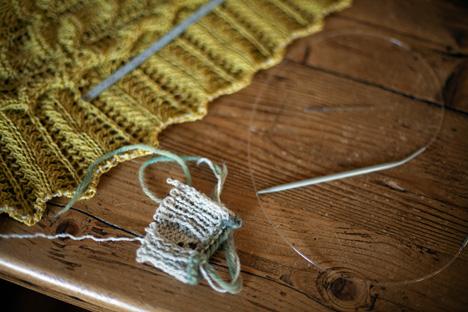 Chic Knits Brynna Knitting Pattern